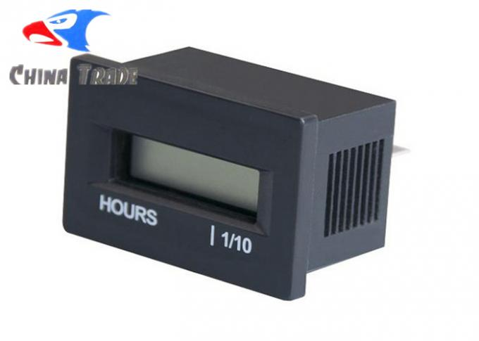 Heater Spare Parts LCD Hour Meter , Digital Hour Meter For Car Parking Heater