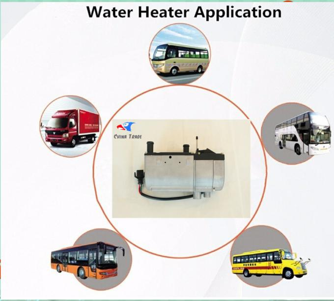 Water 5kw 12v Car Heater Diesel Similar To Webasto Diesel Heater