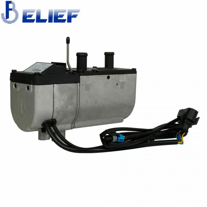 Liquid Heater 24Volt 5KW Truck Coolant Marine Diesel Heater Water Pump Outside