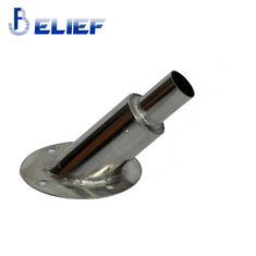 China Exhaust Hull for marine 22mm 24mm for 2-9kw Parking Heater Similar to Webasto air top supplier