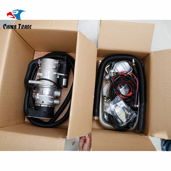 China 12V 9KW Diesel Liquid Heater LCD Switch For Caravan Camper Boat Similar to Webasto