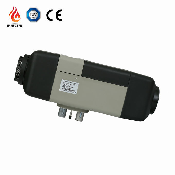 5000 W 12v Auxiliary Automotive Heater , Diesel Battery Powered Heater For Military Vehicles